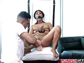 Teen Lexi Bandera Gets Fuck Punishment