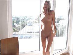 Gina Gerson Hot Solo Masturbation