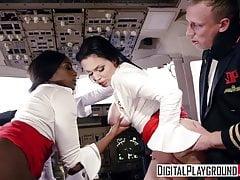 DigitalPlayground - Fly Girls Final Payload Scene 3 Aletta O's Thumb