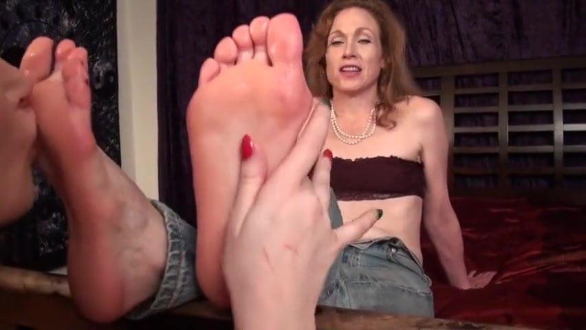 Sweaty Stinky Feet Worship