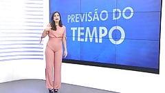 Brazilian journalist tasty pussy