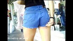 gostosas de shortinho (ass in shorts) 187