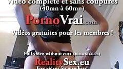 Elle baise facile quand un mec lui plait !! French amateur