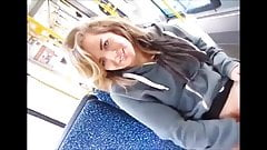 branleuse en tramway's Thumb