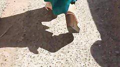 Arabic mature beautiful soles
