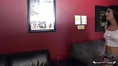Hot Nikki Knightly Interviewed Sideways