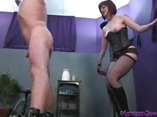 Her ball burning torment and sadistic squirting humiliation