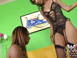 Wcp Club Black Milf And Ebony Teen Love Lesbian Sex