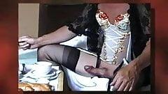 Kim Carnation- Hotel 4  - cum in sexy FF stockings
