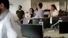 Diners Watch Girl Ass Fucked On The Roof