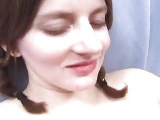 Amateur - Hot Pregnant & Horny - MMF Bareback Threesome