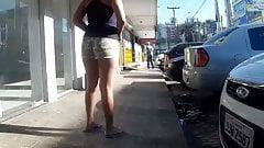 rabuda de shortinho (big ass and big legs) 172