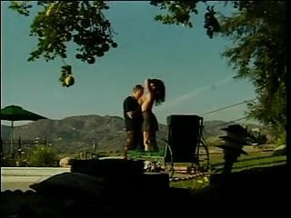 Smoking hot MILF gets her pussy licked and fucked by younger guy