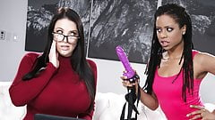 Kira Noir teaching an annoying commenter!