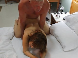 Uzbekistan WHORE MILF lets me use her and spunk over her.