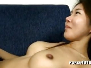 korean cougar in towel