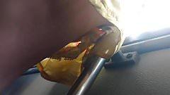 UPSKIRT BUS