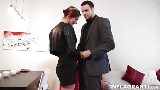 Preview 1 of Busty Milf German Wife