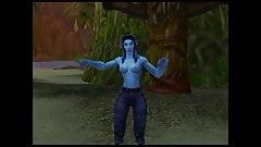 Warcraft Troll Strip Dance