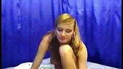 Gorgeous Teen On Webcam