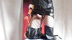 fetishtrans in boots and leather may 2015 update
