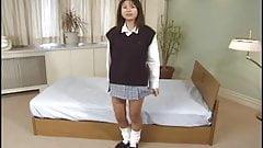 Cute Lil'Upskirt Schoolgirl Fuck Risa Niiyama