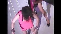 Latex Lesbian Domination and Humiliation pt 2