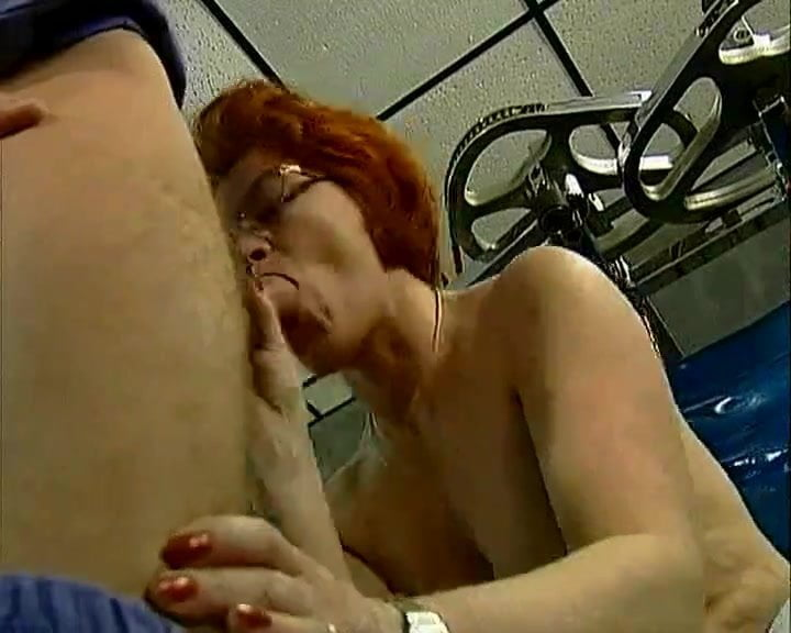 Hot mature euro kira red