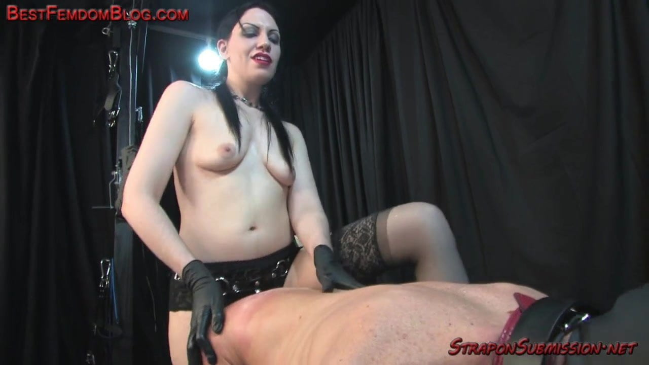 Pegging strapon sabrina femdom fox thanks for the