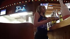 Hooters Slut With A Great Ass