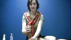 KOTB She Achieves The Hand Job Badge !