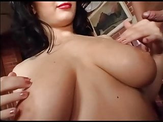 Preview 6 of Big Boobs Stepmom seduced her stepson
