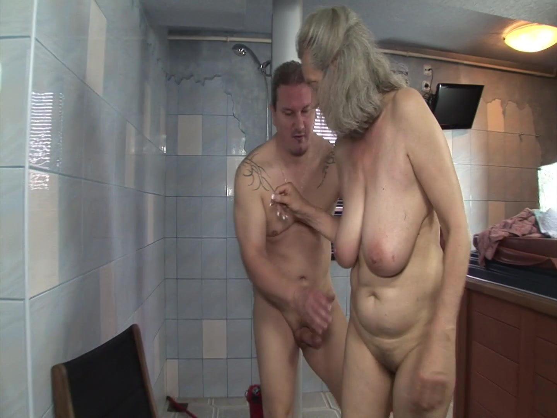 bathroom Nude sex in