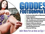 Controlling his Desires - Foot Fetish - Footjob