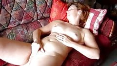 I masturbate on the couch