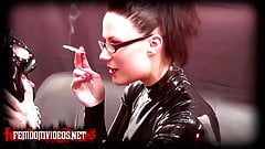 FDV - Mistress Krush Smoking