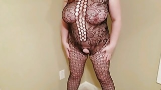 Lateshay the Slut strips