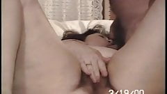 Mary's Hairy Red Cunt