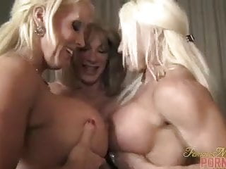 Wild Women Threesome - Ashlee Chambers WildKat Amazon Alura