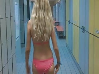 Adult swim clubs - German amateur blonde swim-bath fucking fakecum pov