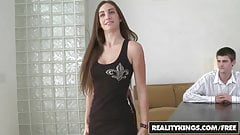 First Time Auditions - Kaylee Daniels Rybot - Pleasing Pussy