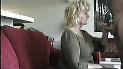 Spy cam amateur blows