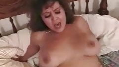 Anal sex with A Brunette