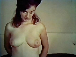 LOVE POTION No. 9 - vintage hairy strip dance tease