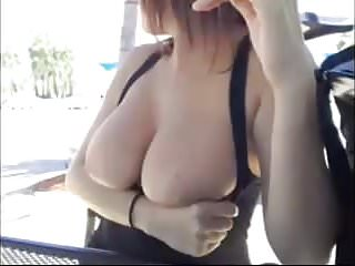 public flashing exhibitionist nude in public