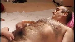 Older Man with Mature Blonde E