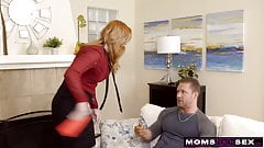 Mom Helps Daughter Teach Pervy Step Brother a Lesson S9:E9