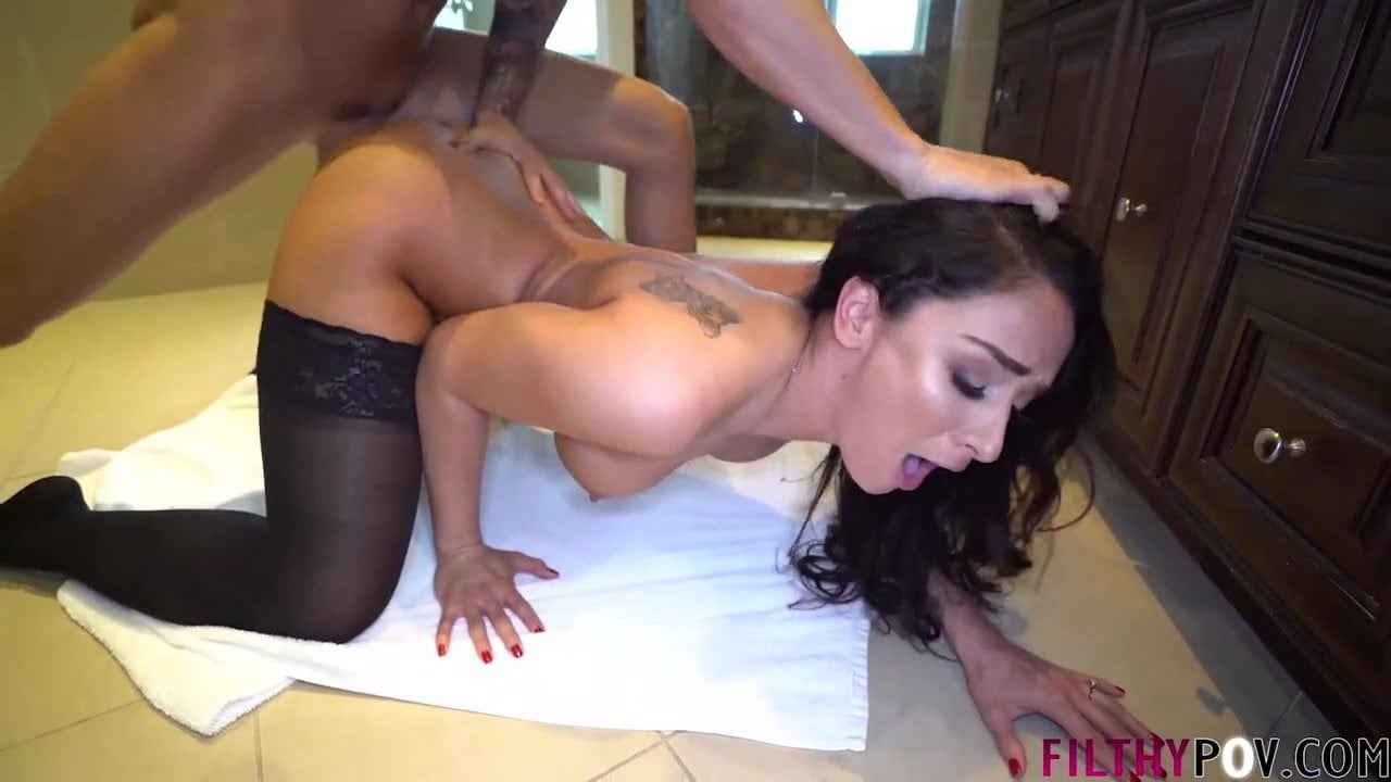 Asian Wife Fuck Old Man
