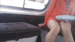 Young Lady Upskirt