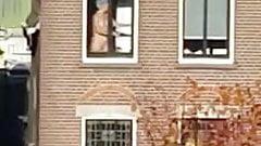 La vecina descuidada